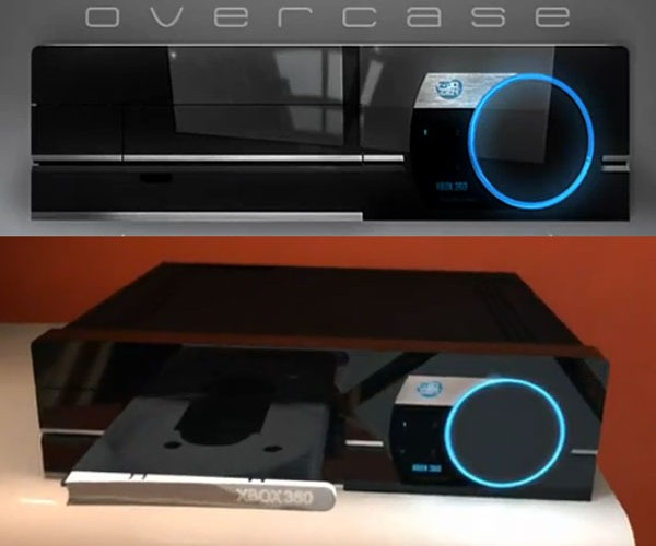 Zoozen Overcase Turns Your Xbox 360 in a Big Black Behemoth