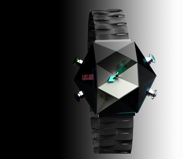 watch concept tao ma future