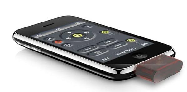 iphone app remote control universal