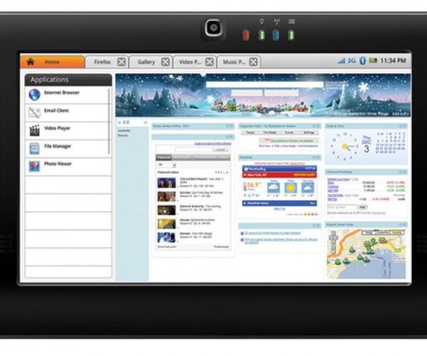 Freescale Designs $200 Tablet Pc