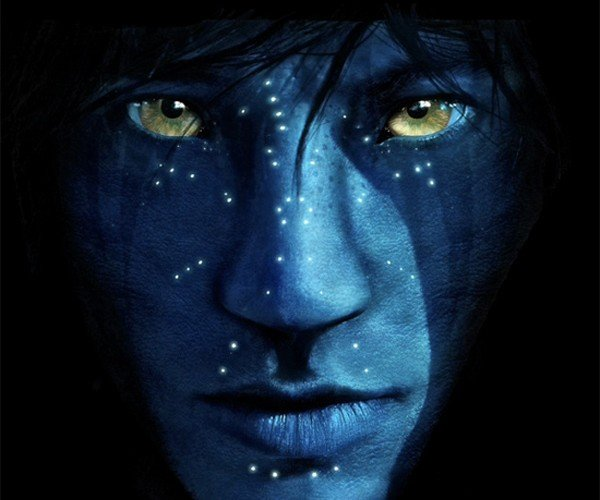 Guy Turns Himself Into One of James Cameron'S Avatars