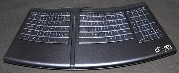 smartfish ergonomic keyboard input
