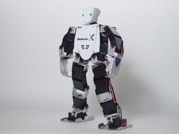 robovie vstone japan toy robot