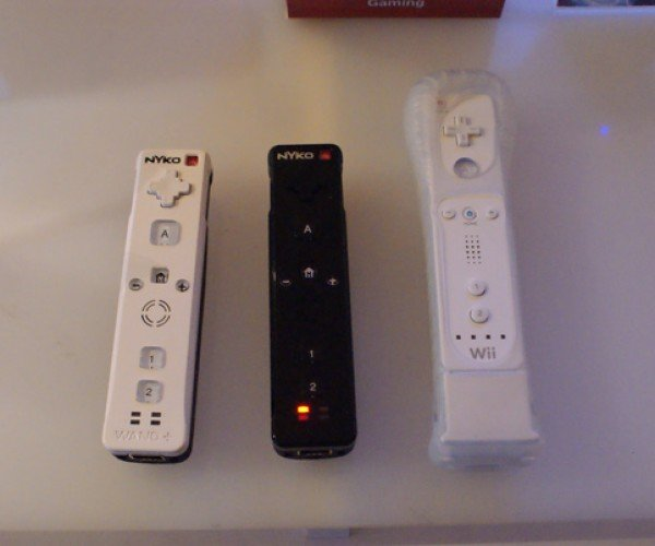 Nyko'S Wii Gaming Accessories: Aim, Type, Charge and Shoot!