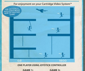 Modern Movies Get the Atari 2600 Treatment
