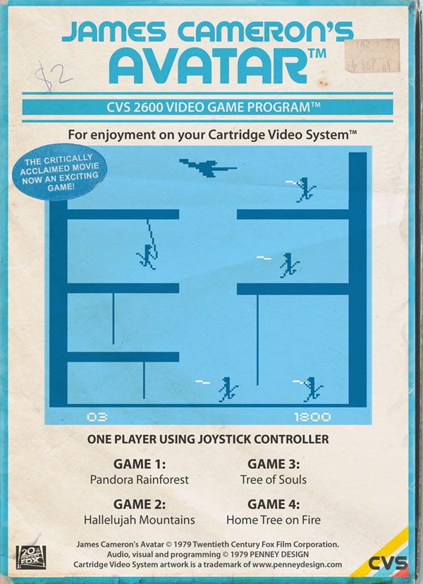 avatar snakes on a plane cloverfield prison break penney design games