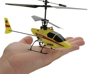 Micro Rc Helicopters Are a Perfect Way to Waste Time at the Office