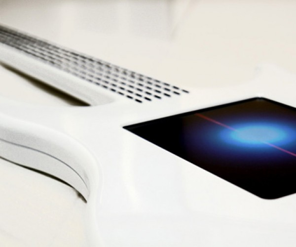 Misa Digital Guitar Says Good Riddance to Strings