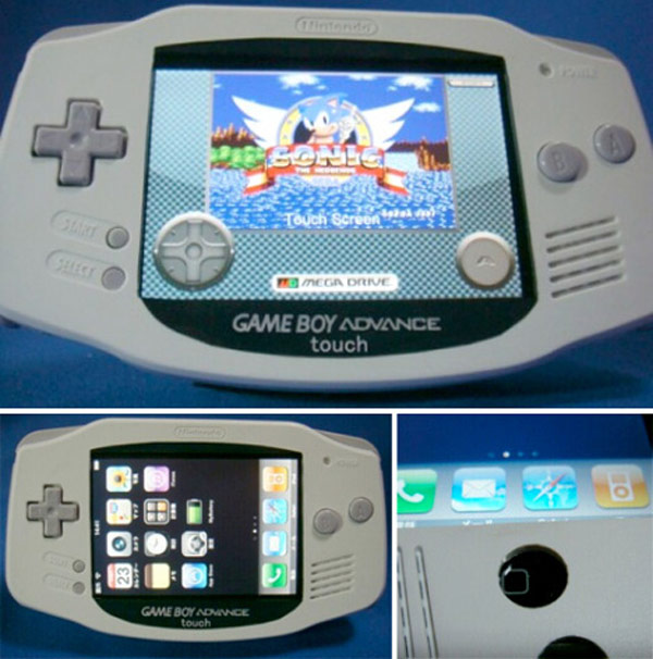 game boy nintendo iphone