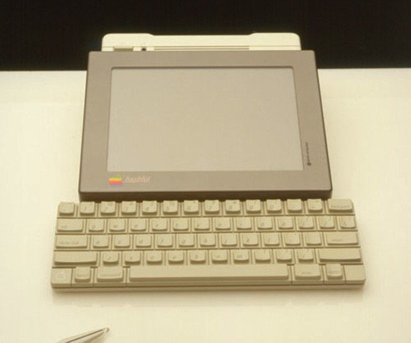 Apple Tablet Designs Surface (From 1983)