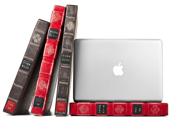 bookbook apple macbook laptop case sleeve