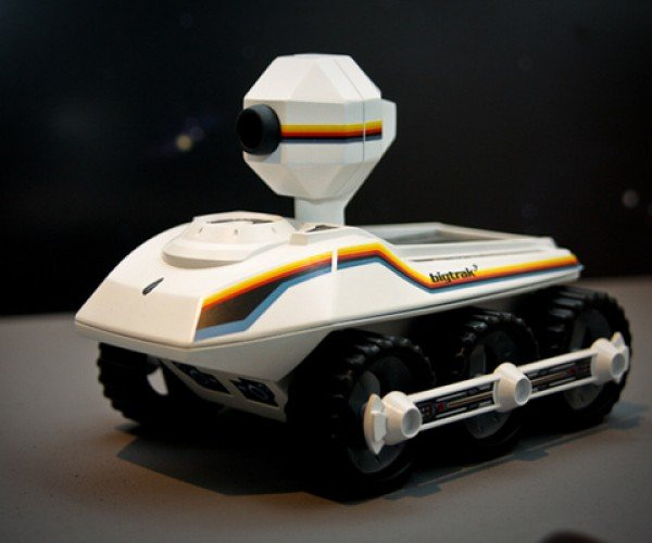 Bigtrak Back From the 80s With Lots of Retro Goodness
