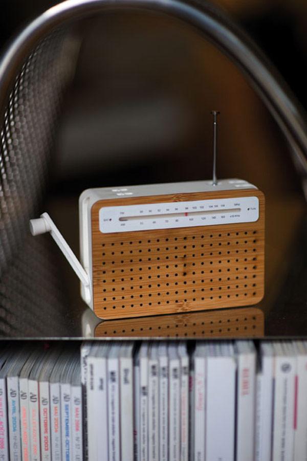 lexon safe green renewable radio