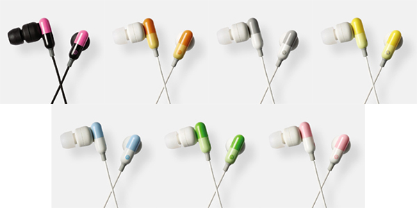 Elecom Sundries Drugs Earphones 2