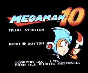 Mega Man 10 Videos From Ces: More Masochism in 2d!