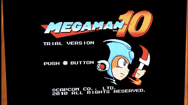 Mega Man 10 trial version