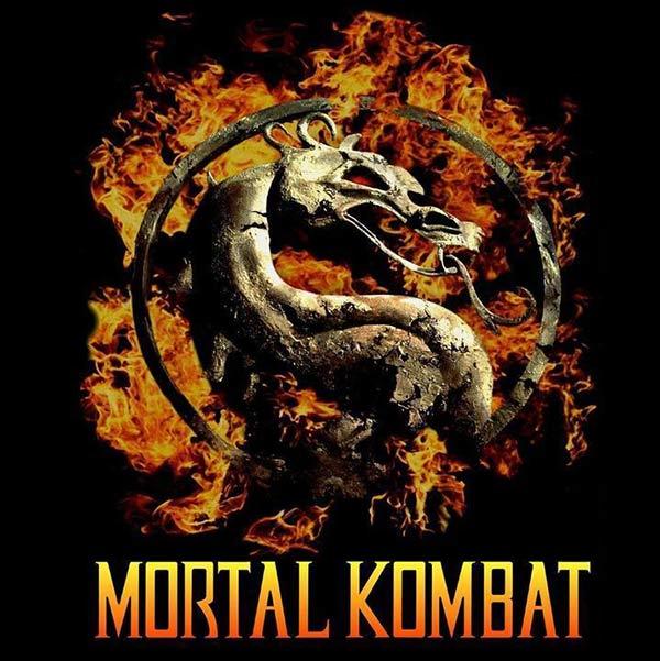 mortal kombat logo hd. Mortal Kombat logo