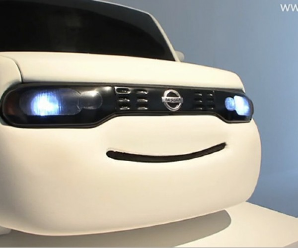Smiling Vehicle Looks Like It'S Had Botox