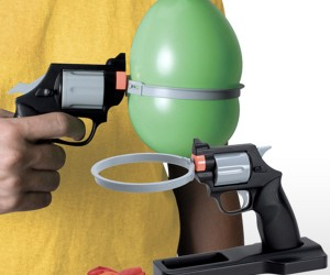 Russian Roulette Water Balloon Gun: in Soviet Russia… This is Not How They Party.