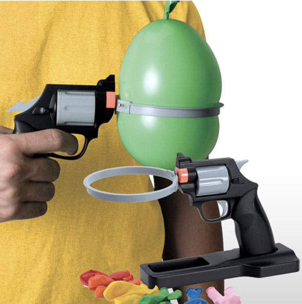 Russian Roulette Water Balloon Gun In Soviet Russia This Is Not