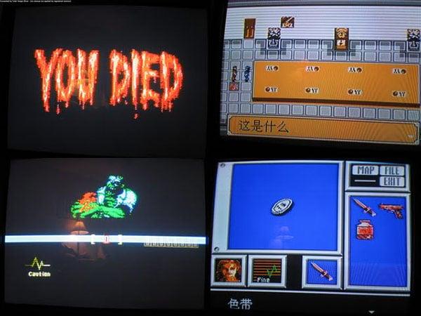 Resident Evil Famicom