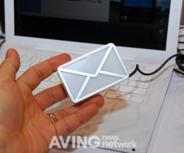 USB Webmail Notifier: Another Useless Invention