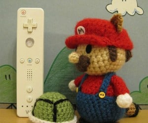 Amigurumi Mario and Koopa Troopa: So Cute You'Ll Want to Ralph