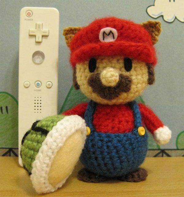 amigurumi mario koopa troopa crochet by enemyairship