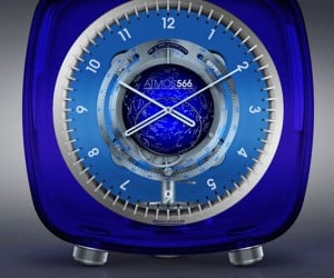 Marc Newson'S Atmos 566 Clock Could Run Forever