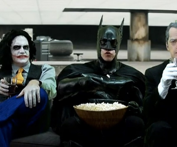 Batman Raps About the Plot Holes in the Dark Knight