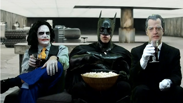 batman parody