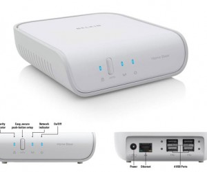 Belkin Home Base: USB Goes Wireless Without Wireless USB