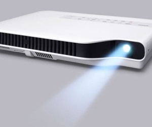 Casio Announces Green Slim Projectors: Skinny, Super-Bright, Mercury-Free