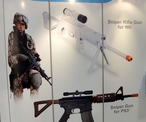 Cta Intros Sniper Rifle for Wii, Ak-47 for PS3, No Love for Xbox 360