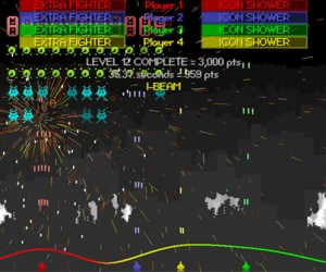 Decimation X: Like Space Invaders on Crank on Your Xbox 360