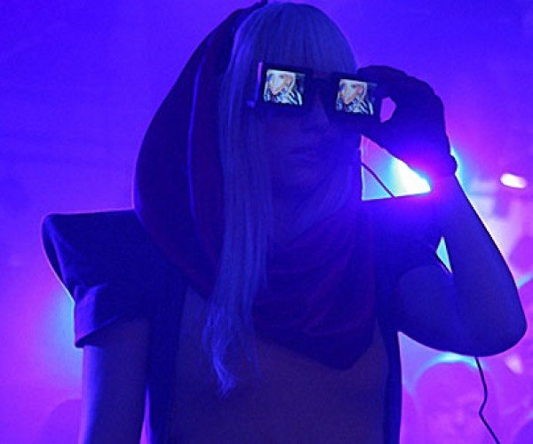 DIY Lady Gaga Glasses Are 'Money Honey'