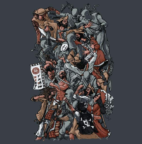 epic battle shirt 1