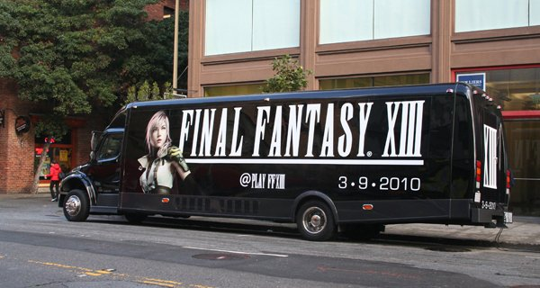 final fantasy party bus