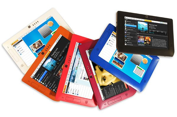 freescale tablet pc colors