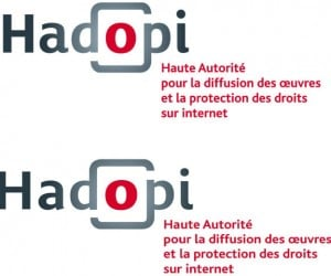 Oh, L'Ironie: French Anti-Piracy Group Pirated Font for Its Logo