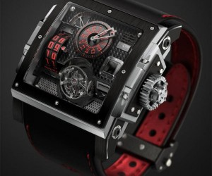 Hd3 Complication Black Pearl Watch for Very Successful Pirates