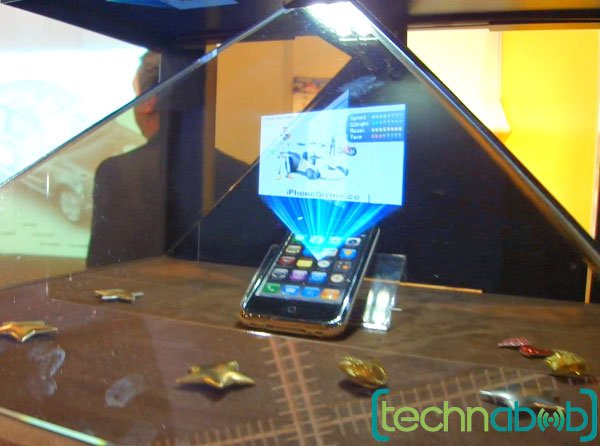 hoload_holographic_3d_display_demo