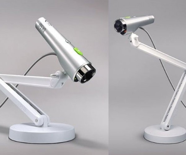 Ipevo P2v Webcam Looks Just Like Luxo, Jr.