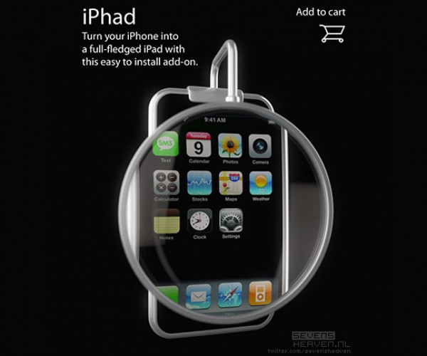 Iphad: Turn Your iPhone Into an iPad