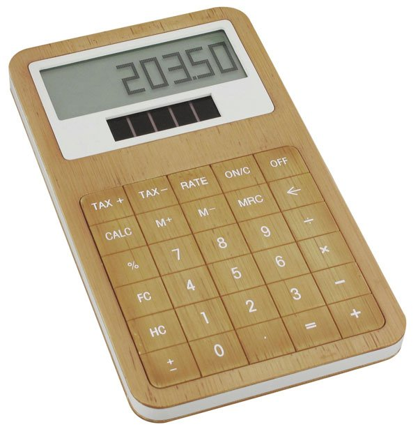 lexon_safe_bamboo_calculator