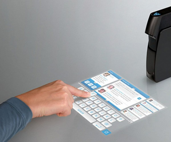 Light Touch Turns Any Flat Surface Into a Touchscreen