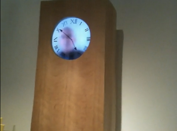 maarten baas grandfather clock