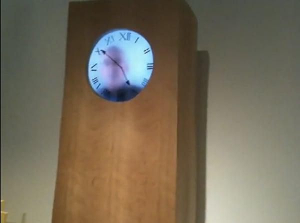 maarten baas grandfather clock