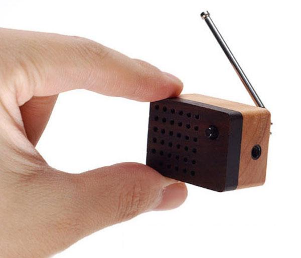 motz tiny fm radio