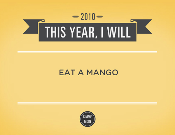 new year's resolution generator 2